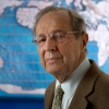 William J. Perry, Former U.S. Secretary of Defense, photo by Light at 11B