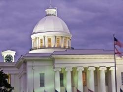 Alabama state capitol Montgomery