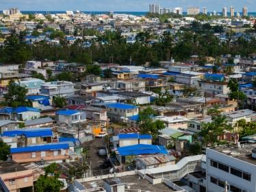 7d, Maria, azul, blue, blue tarps, canon, condado, damage, fema, hato rey, hurricane maria, pr, puerto rico, recovery, san juan, sea, tarps