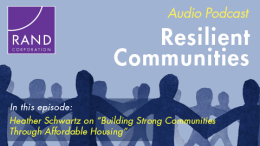 Building Strong Communities Through Affordable Housing