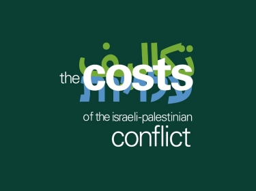 The costs of the Israeli-Palestinian conflict