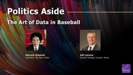 The Art of Data in Baseball
