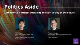 Autonomous Vehicles: Imagining the Day-to-Day of the Future