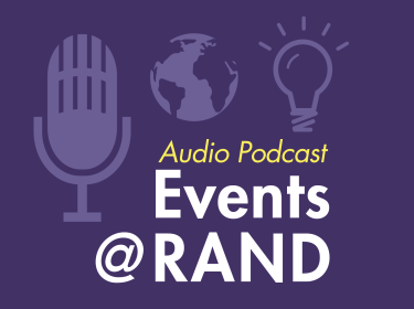 Events @ RAND Audio Podcast