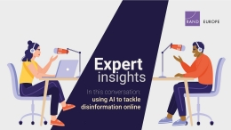 Using AI to Tackle Disinformation Online