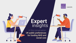 Expert Insights: UK Public Preferences for Funding NHS and Social Care