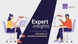 Expert Insights: The Future of Research Assessments