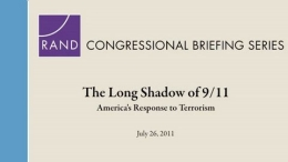 The Long Shadow of 9/11: America's Response to Terrorism