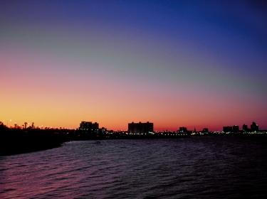 Louisiana coast