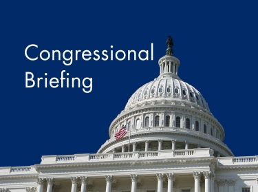 Congressional Briefing Podcast