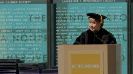 Highlights from Keynote Address by Elizabeth Dole at the 2014 Pardee RAND Commencement