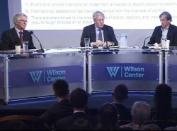Costs of Conflict U.S. launch at the Wilson Center, June 15, 2015