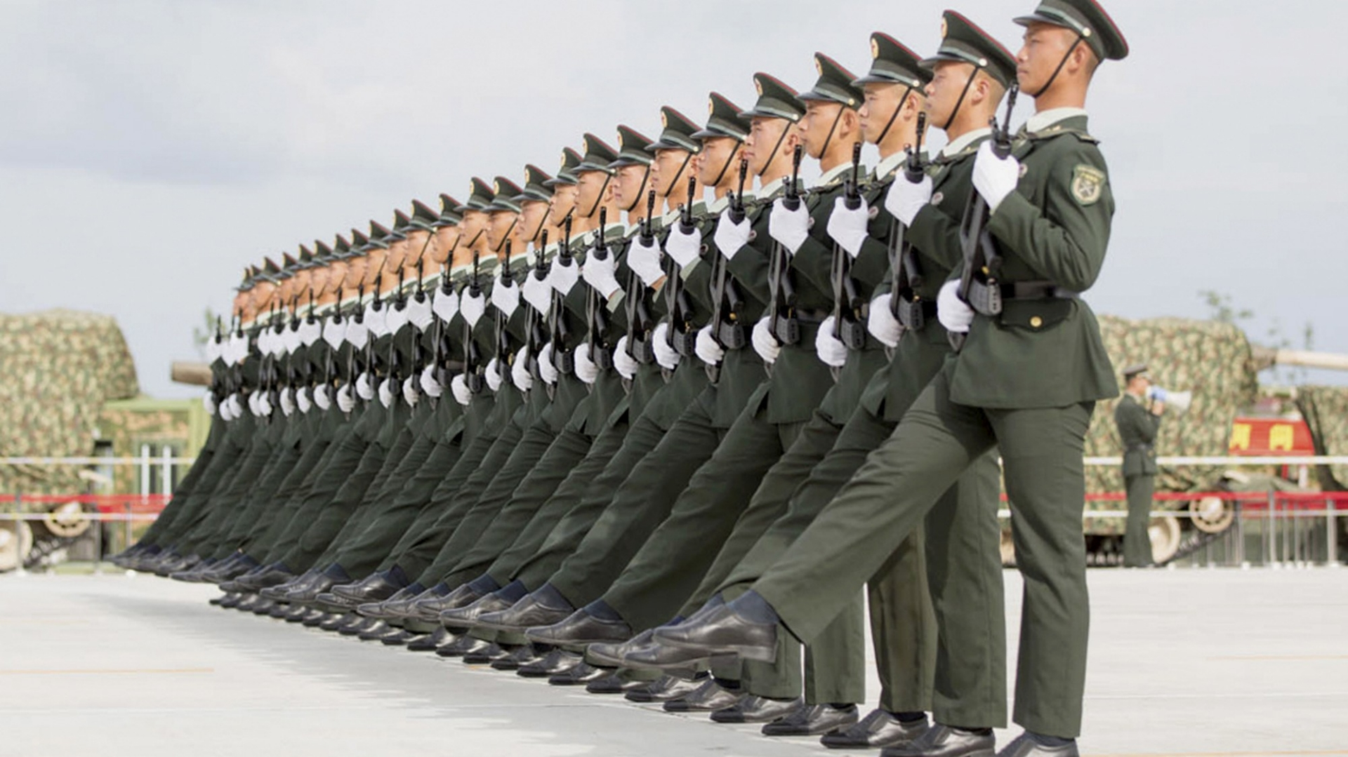 In Brief: Eric Heginbotham on Trends in U.S.-China Military Competition