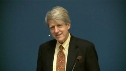 Nobel Prize-Winning Economist Robert Shiller Speaks at Pardee RAND
