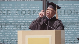 Keynote Address by the Hon. John R. Lewis at the 2016 Pardee RAND Commencement