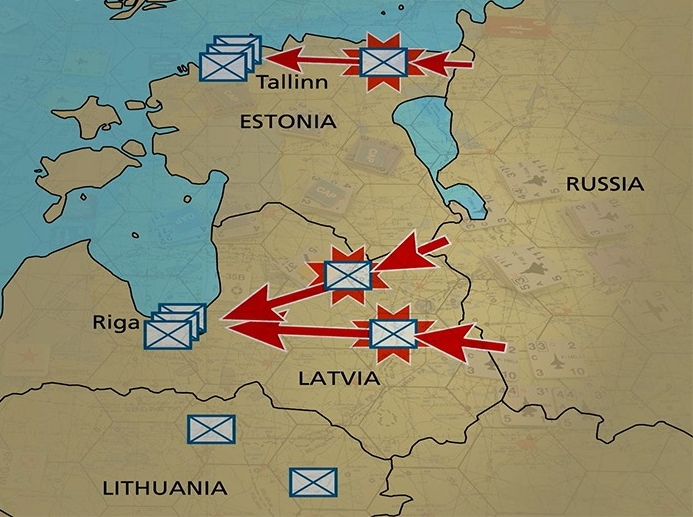 Image result for rand invasion baltics
