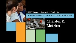 Selecting Performance Metrics: RAND Program Evaluation Toolkit for Countering Violent Extremism