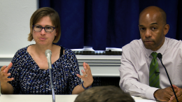Rebecca Balebako and John S. Davis discuss various legislative options for protecting consumer data.