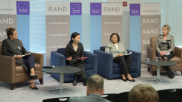 Highlights from the Roberta Wohlstetter Forum on National Security