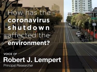 How Has the Coronavirus Shutdown Affected the Environment?