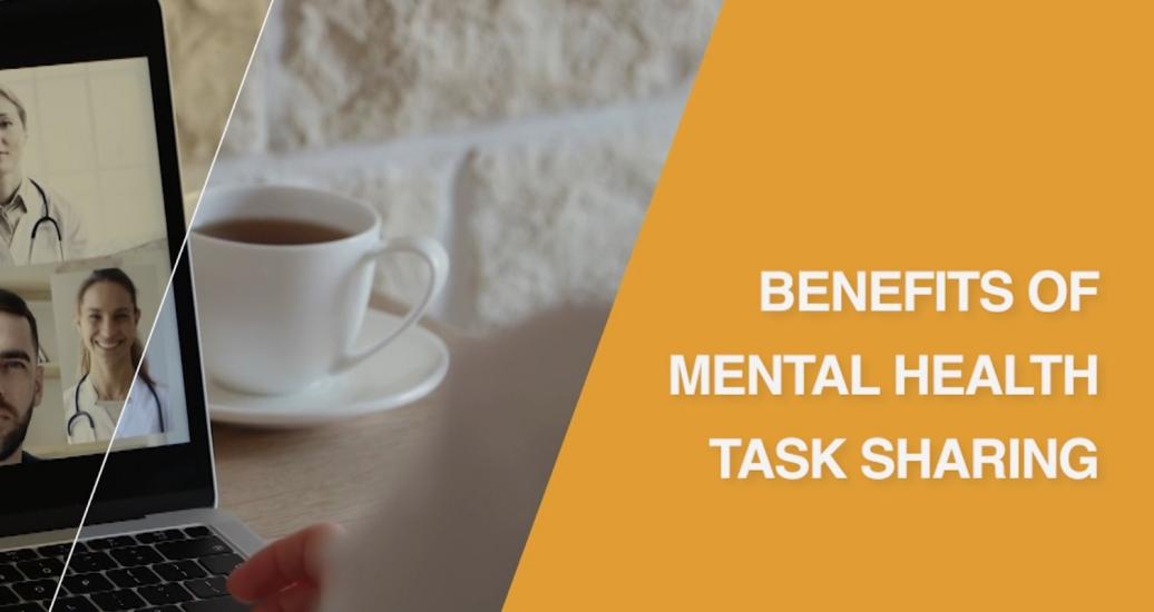 Benefits of Mental Health Task Sharing