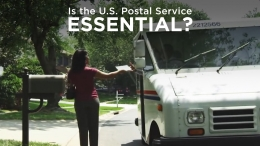 Is the United States Postal Service Essential?