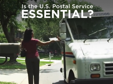 Is the U.S. Postal Service Essential?