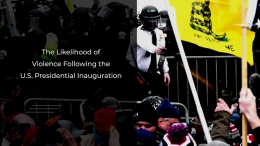 The Likelihood of Violence Following the U.S. Presidential Inauguration