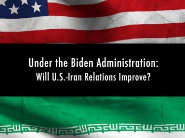 Will U.S.-Iran Relations Improve?