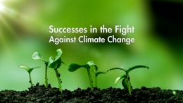 Successes in the Fight Against Climate Change