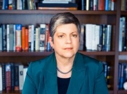 Janet Napolitano, photo by U.S. Department of Homeland Security