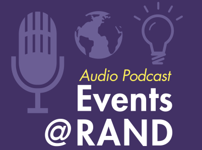 Events @RAND podcast