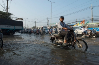 Flooding in Ho Chi Minh City