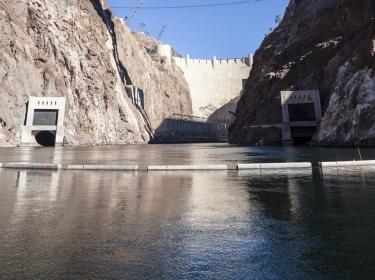 hoover dam,hoover,dam,bypass,bridge,colorado,river,nevada,arizona,usa,hydroelectric,tall,large,historic,lake,NV,towering,day,sunny,canyon,mountain,highway,road,landmark,boulder,water,concrete,reclamation,government,electric,location,famous,travel