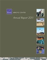 Cover: RAND Arroyo Center Annual Report 2011