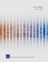 Cover: RAND NSRD Annual Report 2011-2012