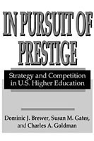 Cover: In Pursuit of Prestige