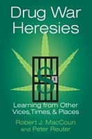 Cover: Drug War Heresies
