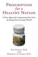 Cover: Prescription for a Healthy Nation