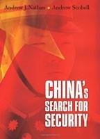 Cover: China's Search for Security