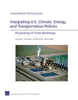 Cover: Integrating U.S. Climate, Energy, and Transportation Policies