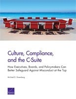 Cover: Culture, Compliance, and the C-Suite