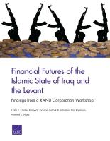 السيناريوهات المالية المستقبلية للدولة الإسلامية في العراق والشام نتائج من ورشة عملٍ لمؤسسة RAND