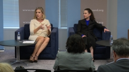 The keynote conversation of the 2018 Roberta Wohlstetter Forum on National Security featuring Christine Wormuth and Kimberly Kagan.