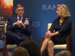 The West Coast Aerospace Forum provides a rare chance to engage with some of the Air Force's most senior and experienced leaders as well as top civilian national security experts in a setting that encourages debate, discussion, and audience interaction.