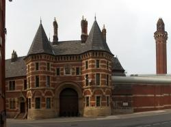 Entrance to HM Prison Manchester (Strangeways)