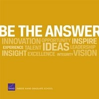 Cover: Be the Answer