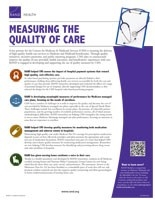 Cover: Measuring the Quality of Care