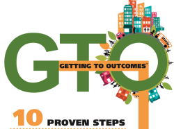 Getting to Outcomes®: 10 Proven Steps to Better Programs (and outcomes funders expect)