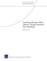 Cover: Assessing Stop-Loss Policy Options Through Personnel Flow Modeling